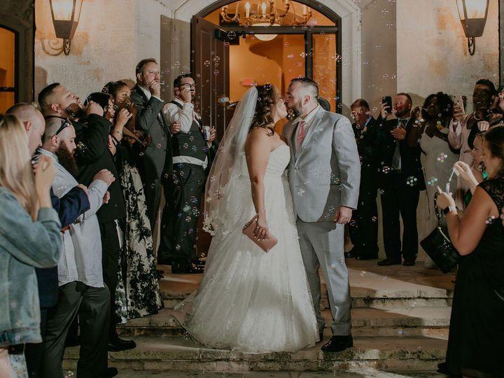 Tmx Catherine Aaron Bubble Send Off 2 51 991003 160452886594408 Georgetown, TX wedding venue