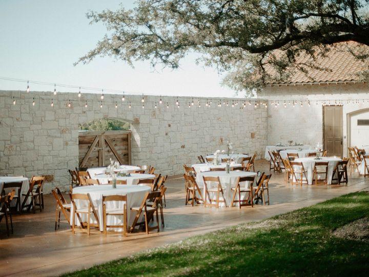 Tmx Courtyard Reception 51 991003 1562013577 Georgetown, TX wedding venue