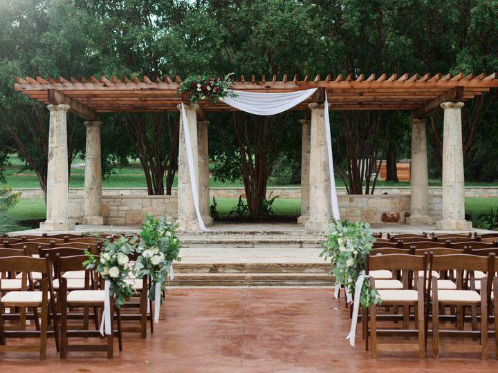 Tmx Terrace W Ceremony Chairs 51 991003 Georgetown, TX wedding venue