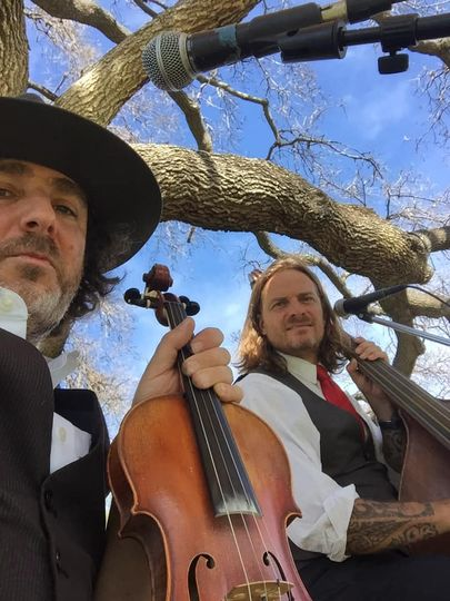 The Bracken Band Duo