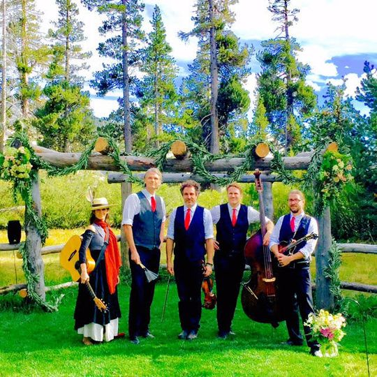 Silver Mountain String Band