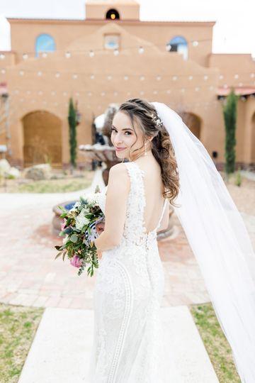 Las Cruces Texas Bride Wedding