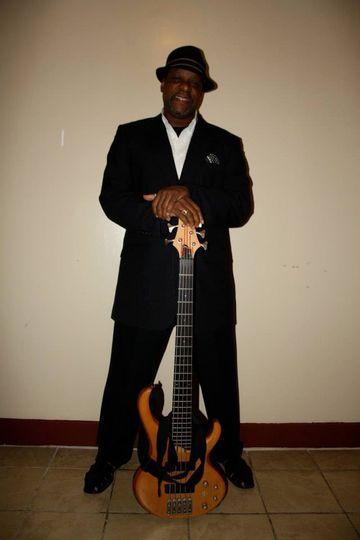 J. Holt and guitar