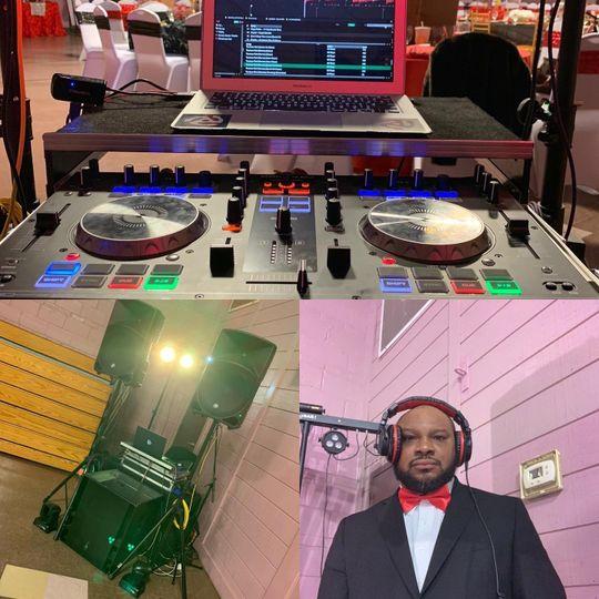 DJ Don performing