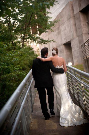 Walkway to love