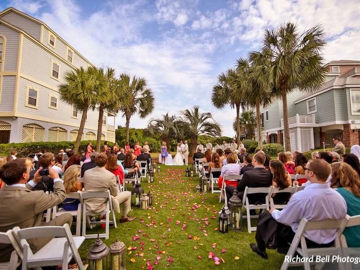 Tmx 1527618670 9b86777fc262ad98 1527618669 F78f95c142d16b59 1527618669436 1 North Lawn Ceremon Isle Of Palms, South Carolina wedding venue