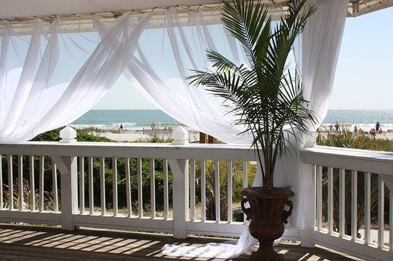 Tmx 1527618814 1f2710f976c56226 1527618813 5200e0ee99d3086f 1527618813495 4 Ceremony At Gazebo Isle Of Palms, South Carolina wedding venue