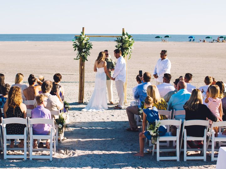 Tmx Beach Ceremony 51 125003 Isle Of Palms, South Carolina wedding venue