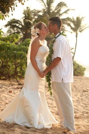 Oahu Hawaii wedding