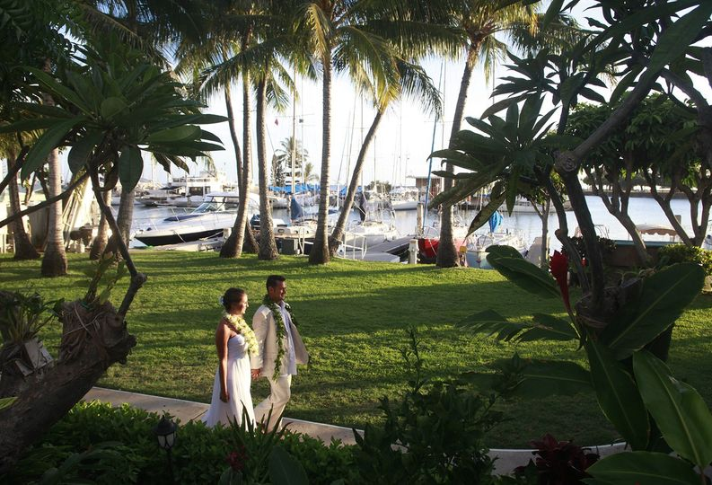 Waikiki Hawaii Wedding