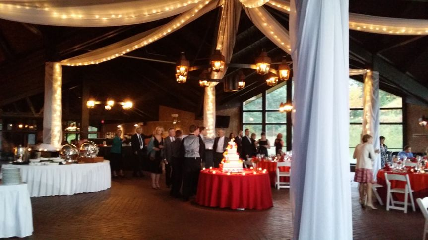 Chalet wedding at the Grand Geneva Resort in Lake Geneva, WI.