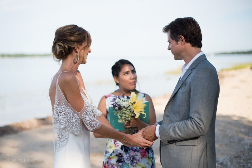 Hamptons Beach Elopement