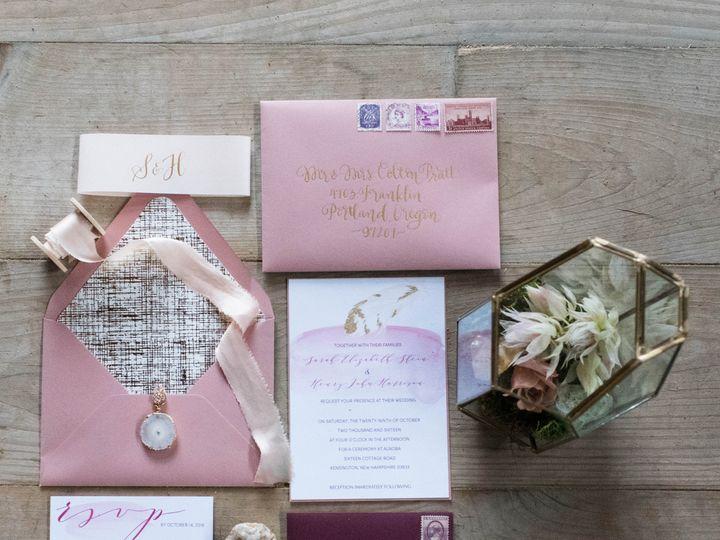 Tmx 1485293663481 Boho Wedding Invitation Style Suite Newburyport wedding invitation