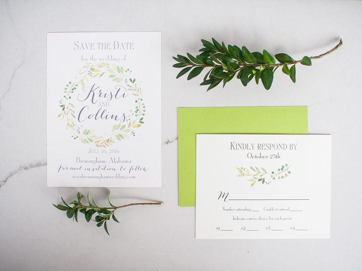 Tmx 1474558341392 04 Birmingham, Alabama wedding invitation