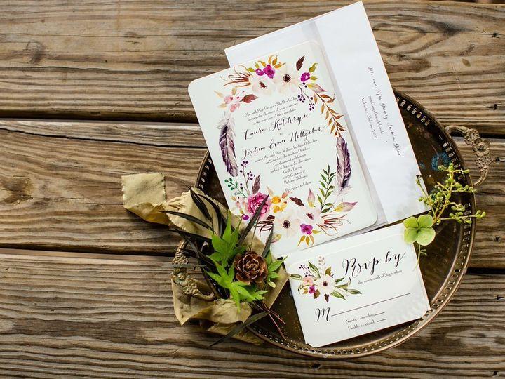 Tmx 1474558364368 06 Birmingham, Alabama wedding invitation