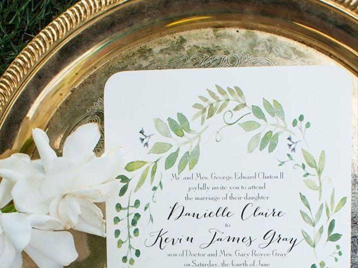 Tmx 1474558448844 014 Birmingham, Alabama wedding invitation
