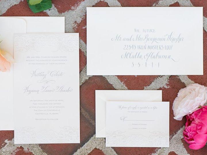 Tmx 1474558477908 016 Birmingham, Alabama wedding invitation