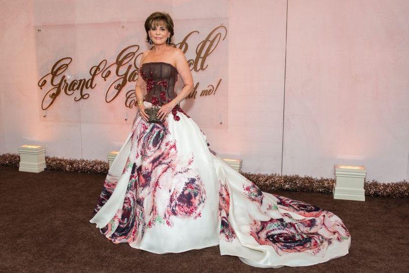 hallie vanderhider best gowns at grand gala ball