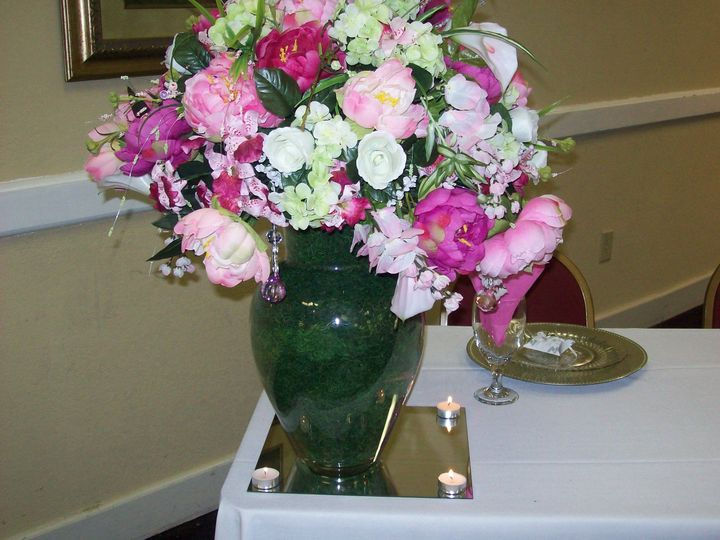 Tmx 1418676818217 May 2010 Pink Floral Head Tab004 Shreveport, Louisiana wedding planner