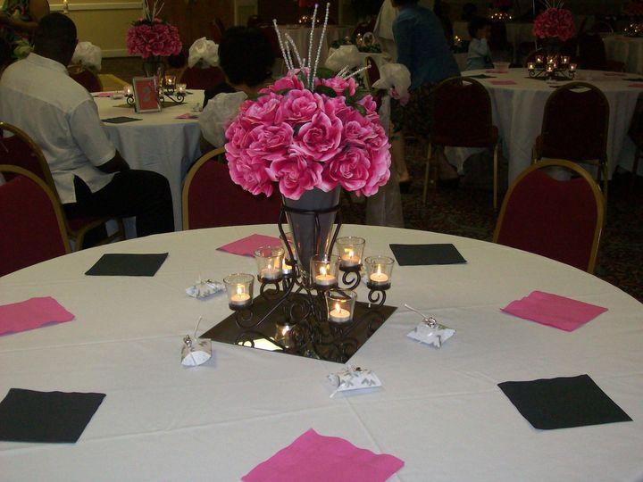 Tmx 1536678098 52e65b1b3d946874 1418676804585 May 2010 Pink Close Up007 Shreveport, Louisiana wedding planner