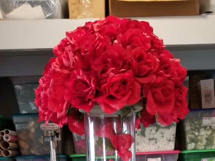 Tmx 30 In Red Glass Floral 51 169003 1556545806 Shreveport, Louisiana wedding planner