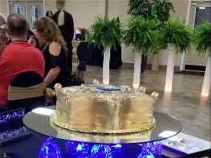 Tmx Cake Jpg 51 169003 1556545796 Shreveport, Louisiana wedding planner