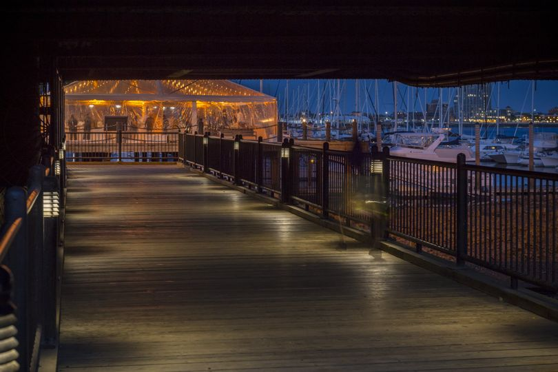 The Pier on Tudor Wharf