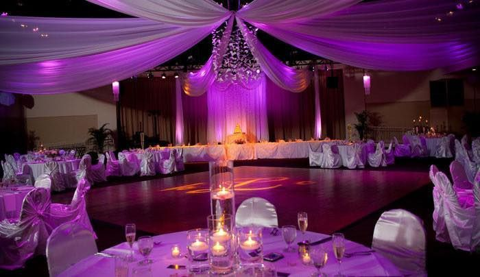 uplighting packages that really pull everything together