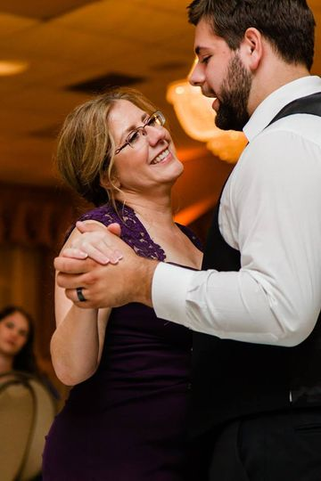 Mother-Son Dance