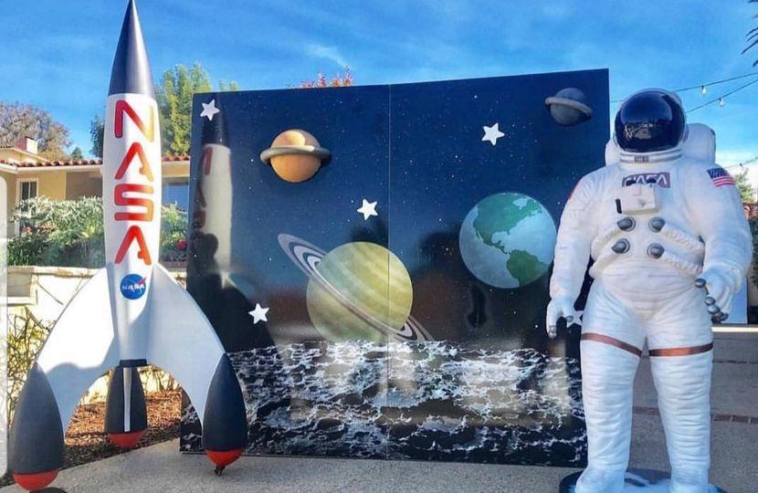 NASA theme