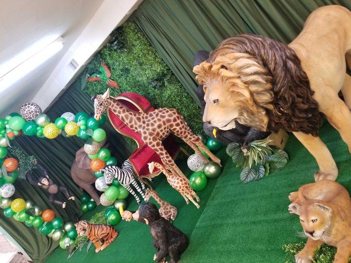 Jungle rental items
