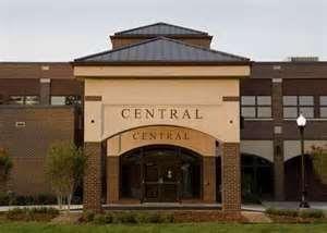 Central Center exterior view