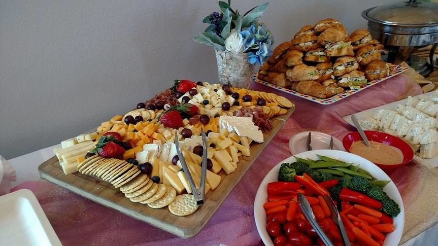 Appetizer selection