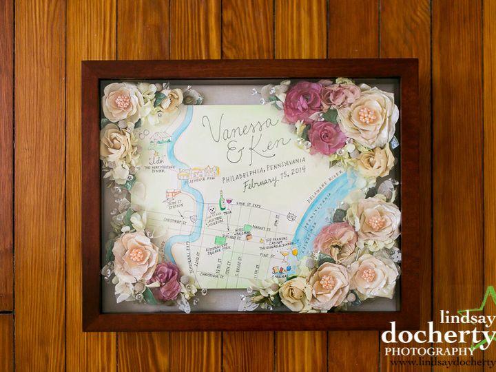 Tmx 1401298085787 01 Papertinibox  Lansdowne, PA wedding florist