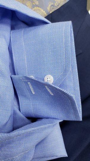 2 Button Angle Cuff