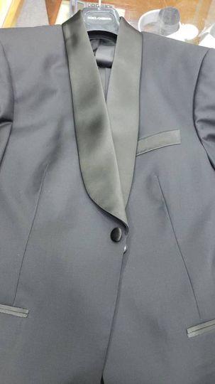 Tux - Saw Lapel 2 Button