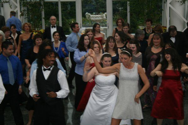 Not just any DJ can rock a daytime wedding, but we sure can!