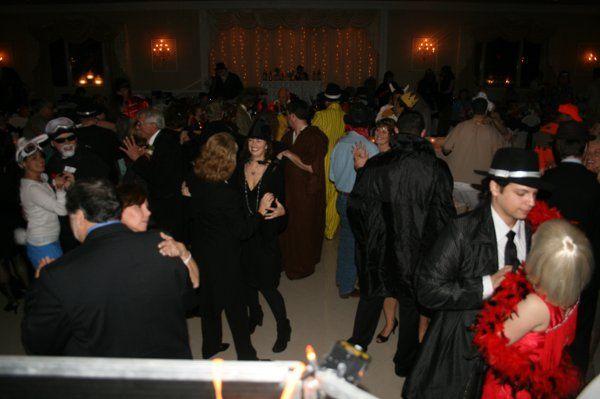 Halloween Wedding 2009!