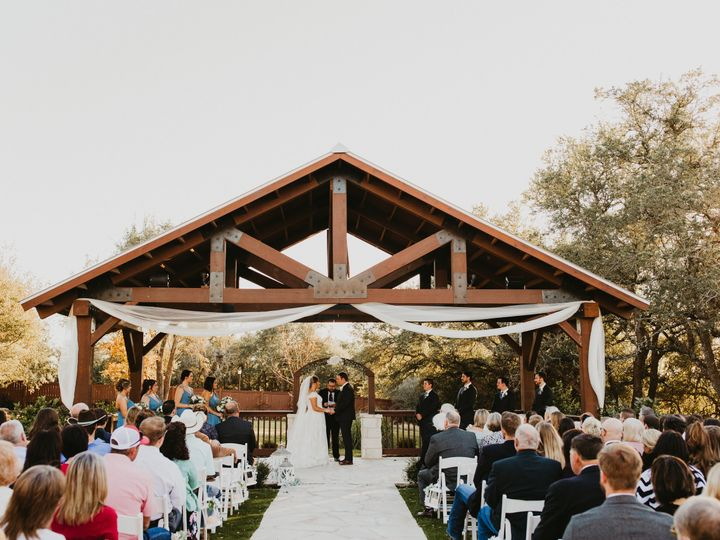 Tmx Burdick Ceremony 64 51 432103 Georgetown, TX wedding venue