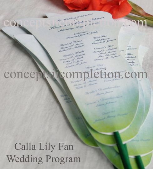 giving the invitation a one-of-a-kind look. The ivory card stock is layered with the chocolate...