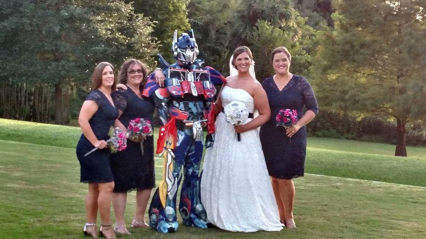3d620f5e03aa280a Optimus Prime at Wedding1