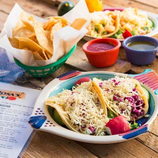 Amazing Shrimp Tacos