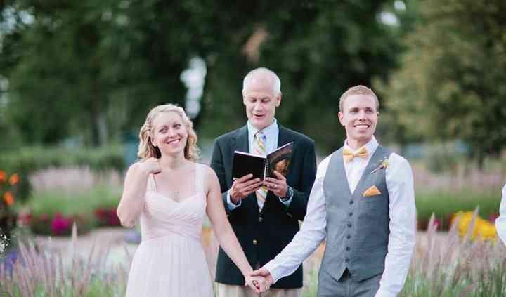 Wedding Officiant Extraordinaire