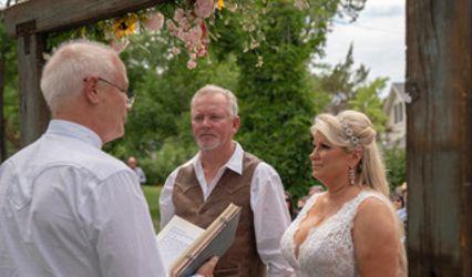 Wedding Officiant Extraordinaire 2