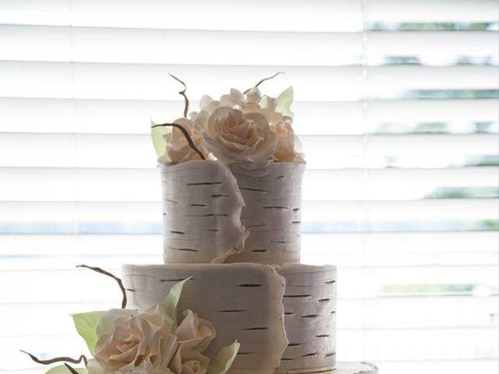 Tmx 1410009699364 Kandace Cake Williamson wedding cake
