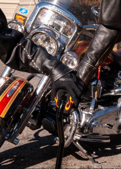 A Motorbike
