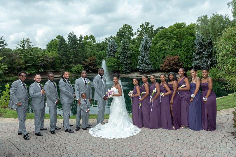 Kandyce & Pharaoh Wedding