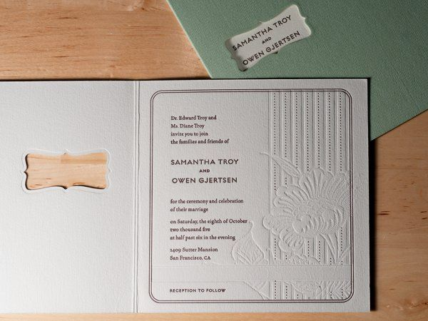 Invitaiton Suite