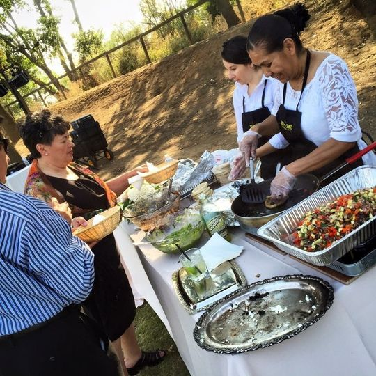 Catering for a cause