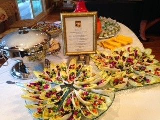 Tmx 1439485003587 Aztec Salad And Baked Brie Sacramento wedding catering